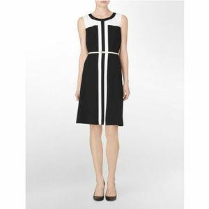 NWT Calvin Klein fit & flare dress (4)